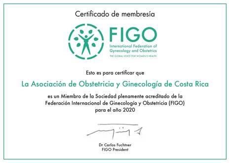 Certificación FIGO
